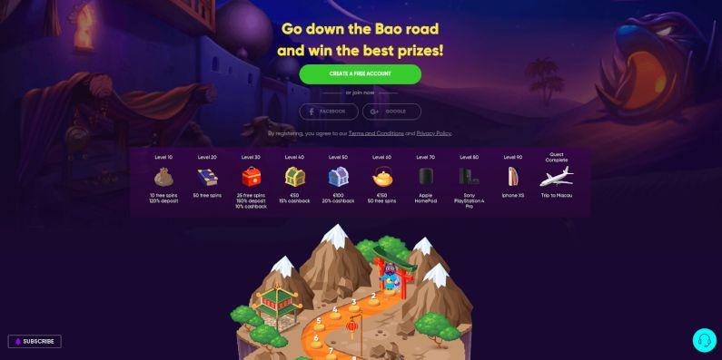 Baocasino Quests