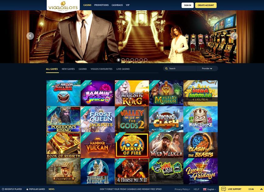 Viggoslots Casino